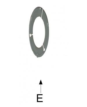 LEŽAJ PLASTIČNI T7 ,  B= 207 x 148 x13