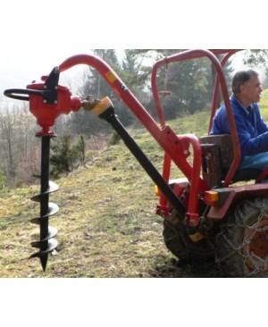 SVEDER TRAKTORSKI  GM 50 za manjše traktorje