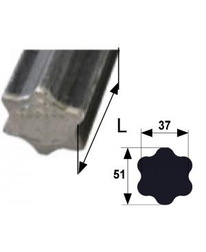 PALICA   L= 3000 mm  ZVEZDASTA POSAMIČNA