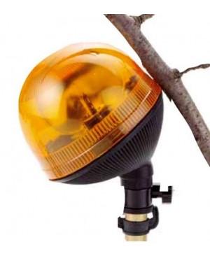 Svetilka rotacijska natična zgibna mala 12V