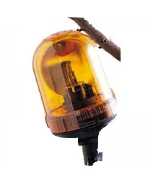 Svetilka rotacijska  natična zgibna 12V