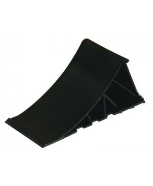 ZAGOZDA KOLESA PVC (črna) DO 2000 kg