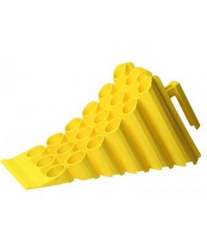 ZAGOZDA KOLESA PVC (rumena) DO 5000 kg