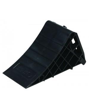 ZAGOZDA KOLESA PVC (črna) DO 1600 kg