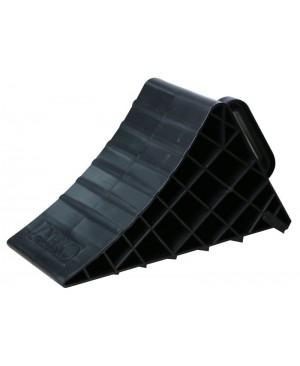 ZAGOZDA KOLESA PVC (črna) do 5000 kg